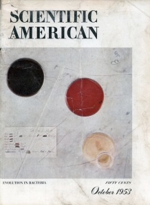 Scientific American Oct 1953 - Evolution in Bacteria