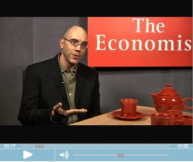 Rob Carlson on THE ECONOMIST
