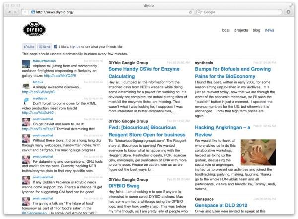 news.diybio.org